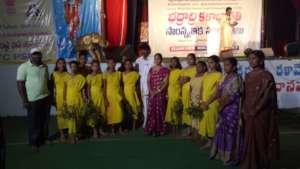 """BHADRADRI KALAA BHARATHI"" Cultural celebrations"