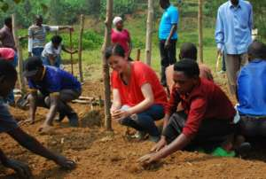 Help Build an Agribusiness Incubation Center