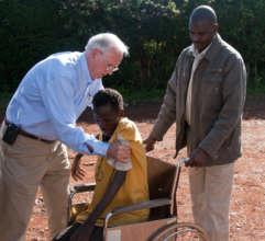Providing Palliative Care in Kenya