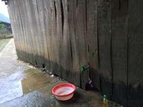 Tan Hoa after the flood