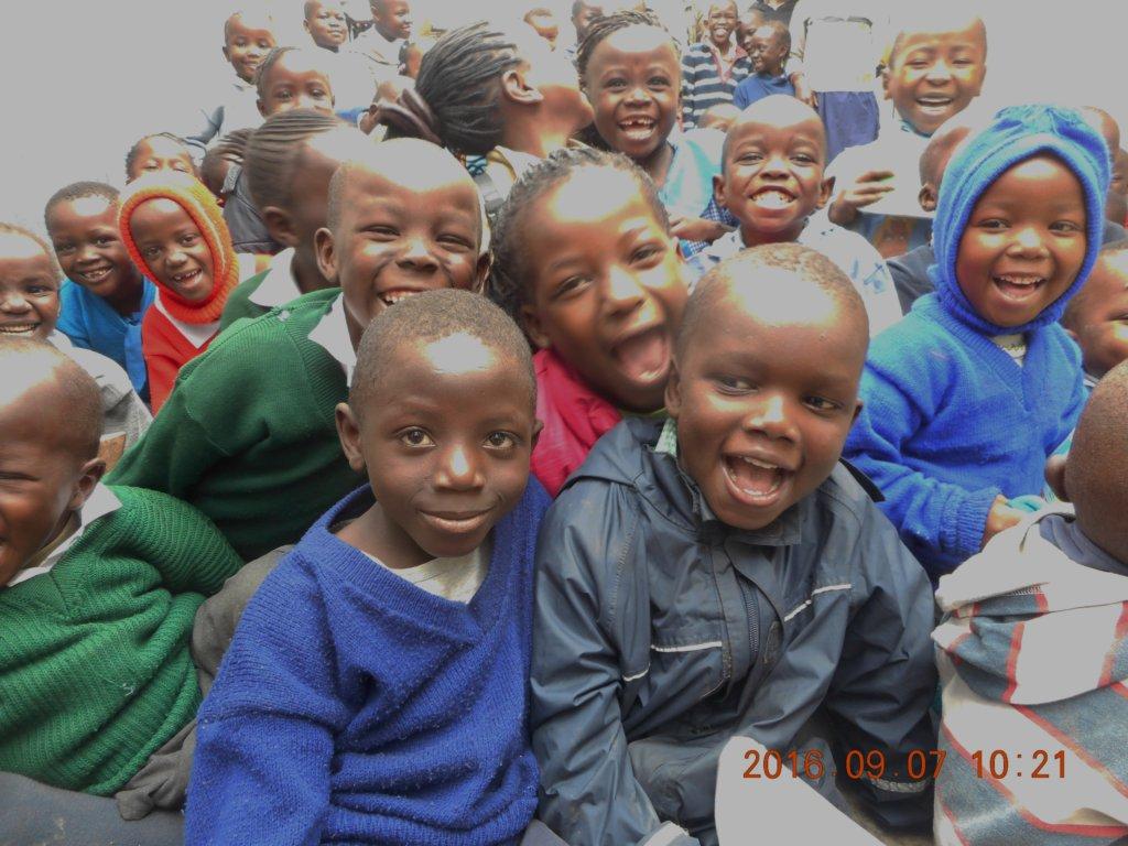 Send Deaf Child in Kenya to School