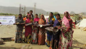 Blanket Distribution Programme !!