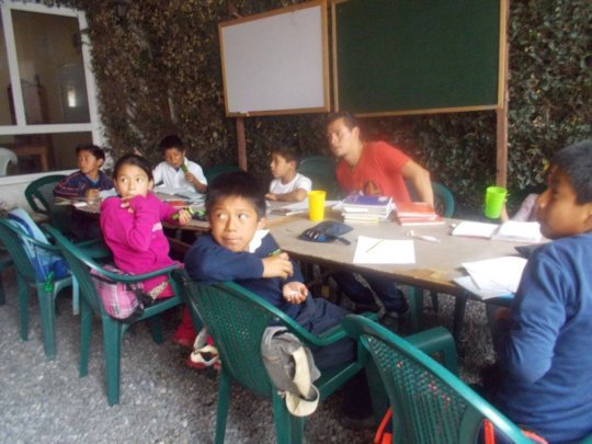 Operating a School for 80 Children in 2017
