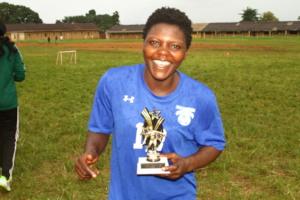 Girls league champion!