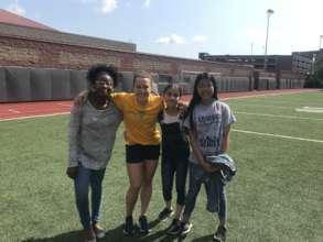 Global girls in Pittsburgh programming