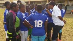 Female coaches inspire girls