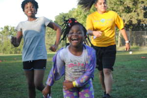 Empower Girls Through Soccer