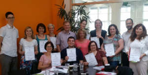 ICPCN Trains 12 professionals in Prague