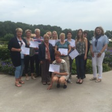 ICPCN E-learning trainees in The Netherlands