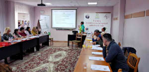 ICPCN Training in Moldova