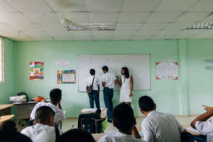 Teacher Yorlenys
