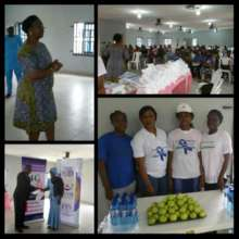 Campaign with B4G to distribute breast prosthesis