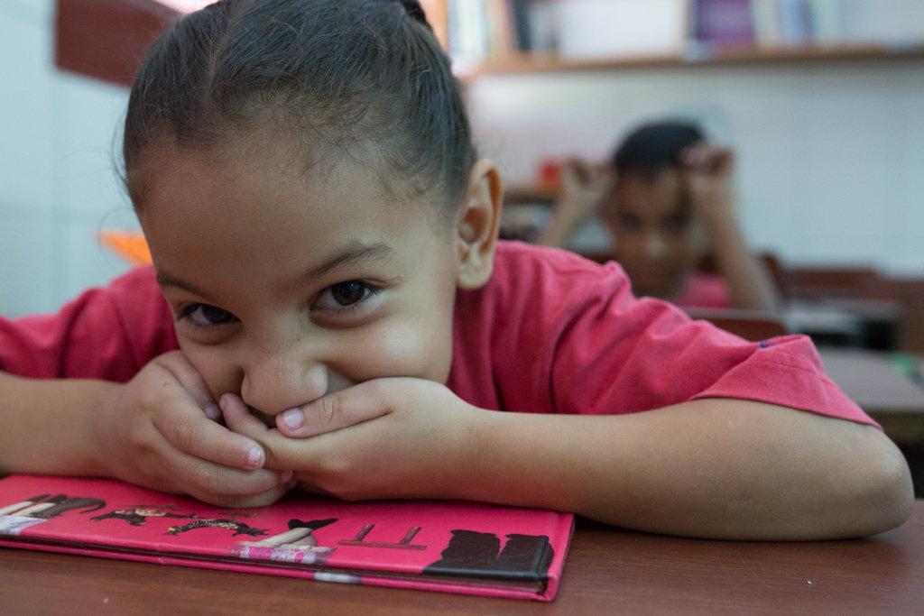 QUALITY EDUCATION FOR DEPRIVED KIDS IN VENEZUELA