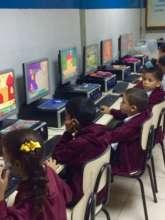 Computer lab - classroom