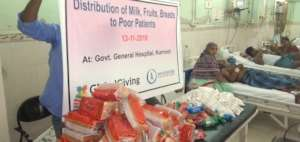 Best Charity in india serving poor patients hospit