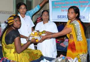 Seruds ngo india sponsoring service to poor