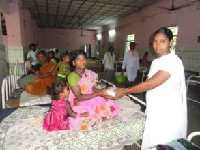 Nonprofit SERUDS giving nutritious food to poor