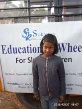 Rajni got mainstreamed into SDMC Primary School