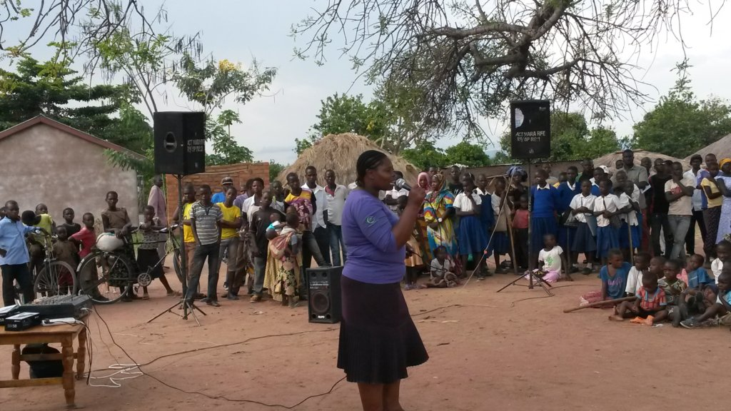 Crowdsourced Mapping to Prevent FGM in Tanzania