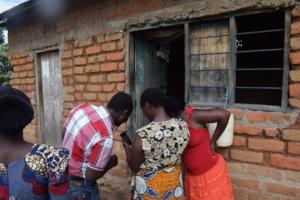 Digital Champion mapping their village