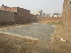 1 kanal land owned by AWARD Pakistan