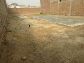 Piece of land to build women resource center