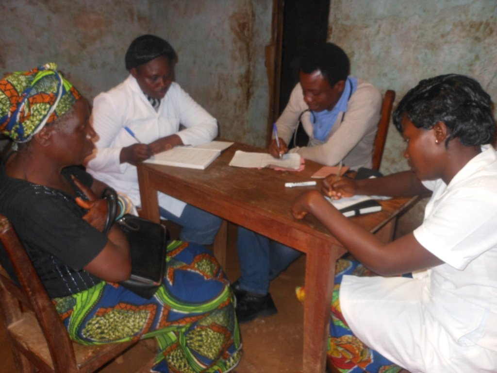 Muteff Community Health Care Services Project