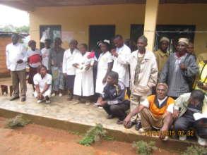 RECEADIT Community Health Care Team Visit of Aboh