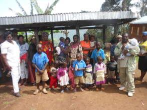 Community Health Care Team Visit of Ngemsibo