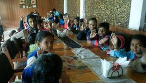 A Dream Come True of The street & slum Kids!!