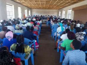 Parents at the Zero Tolerance for FGM Day Meeting