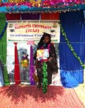 Luciana's Graduation Day