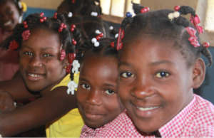 Students at St. Barthelemy School