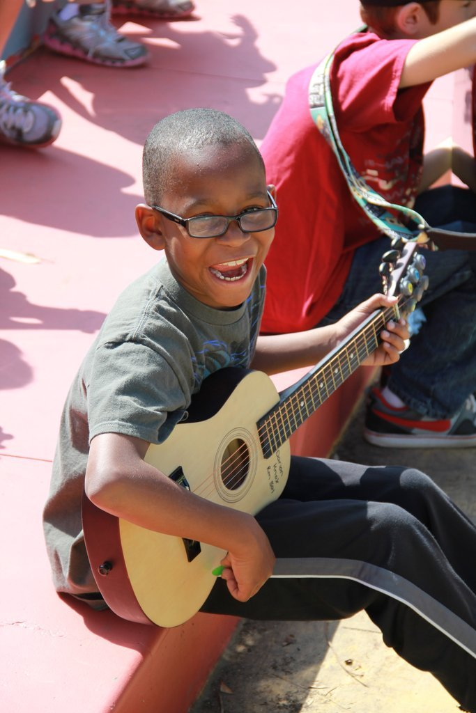 Special Learners Deserve Music, Too!
