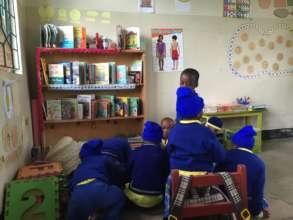 Ikirwa School Classroom