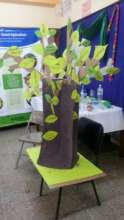 Climate Camp Tree