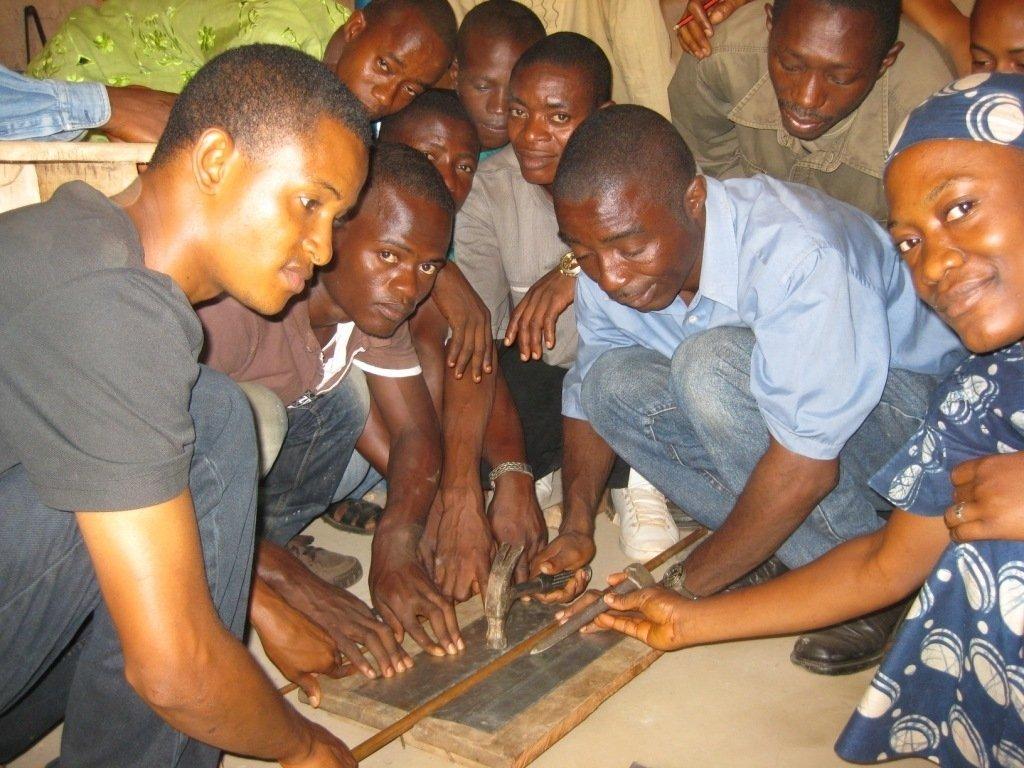 Solar Energy training for 50 university students