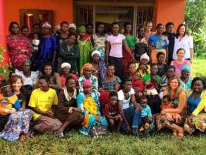 Maternal Health Education Course Graduates