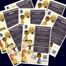 COPE schools posters in 7 languages