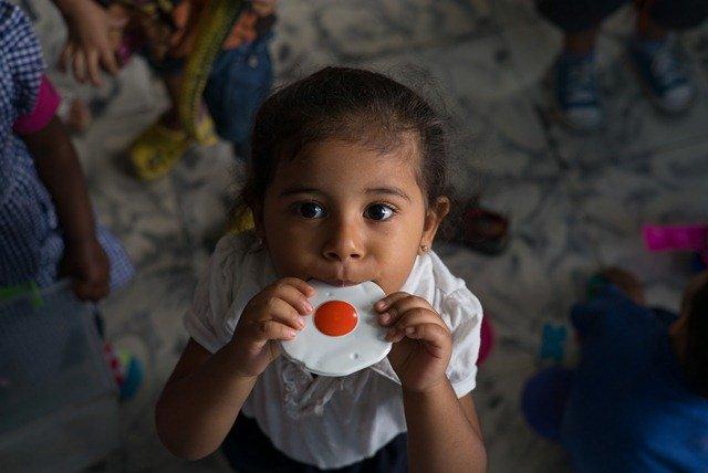 Build Development Center for 300 Colombian Kids