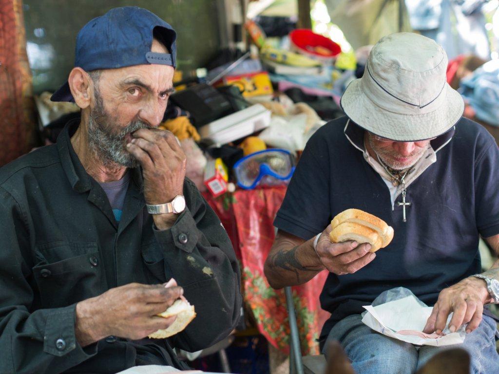 SavingOurVets Survival Packs for Homeless Veterans