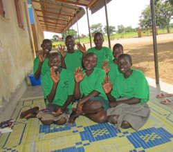 Agwata 6th Grade Girls - August 2018