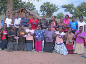 6th grade Agwata girls hope to progress to Grade 7