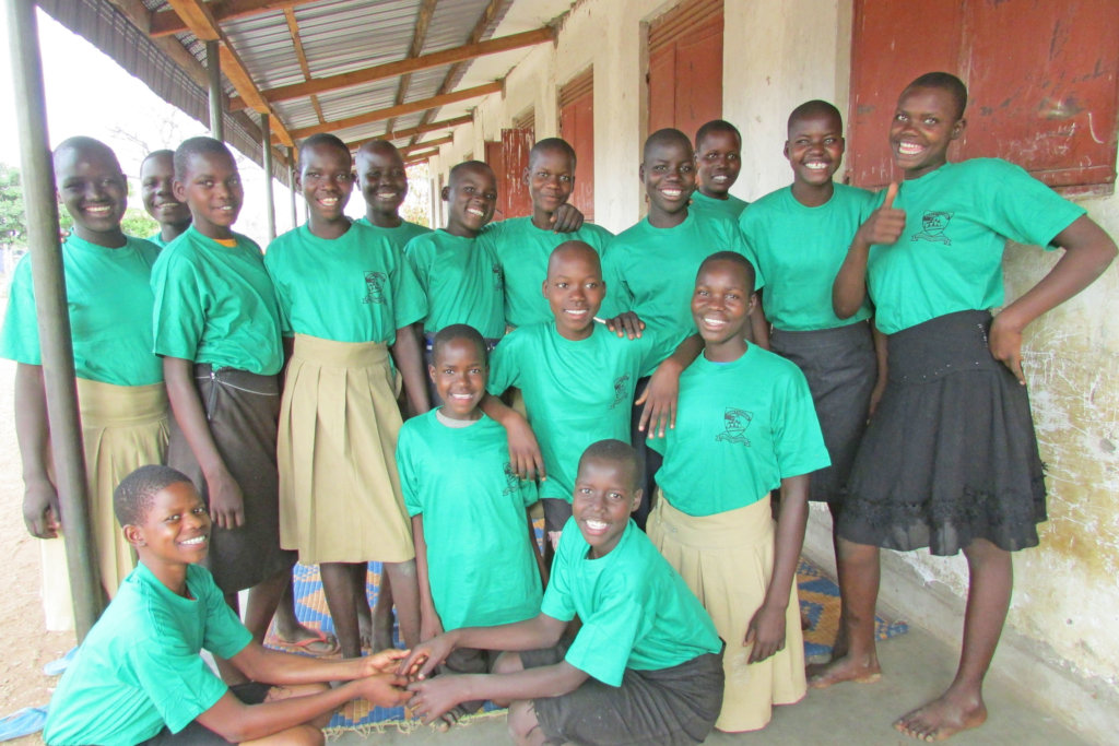 Help Keep 15 Aspiring Ugandan Girls in School