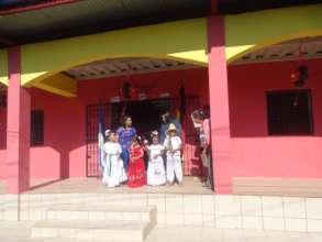 Grand Opening, Biblioteca Paz y Vida