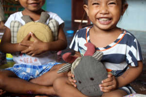 Toys for Cambodian Children