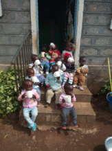 Baby Care Porridge Distribution