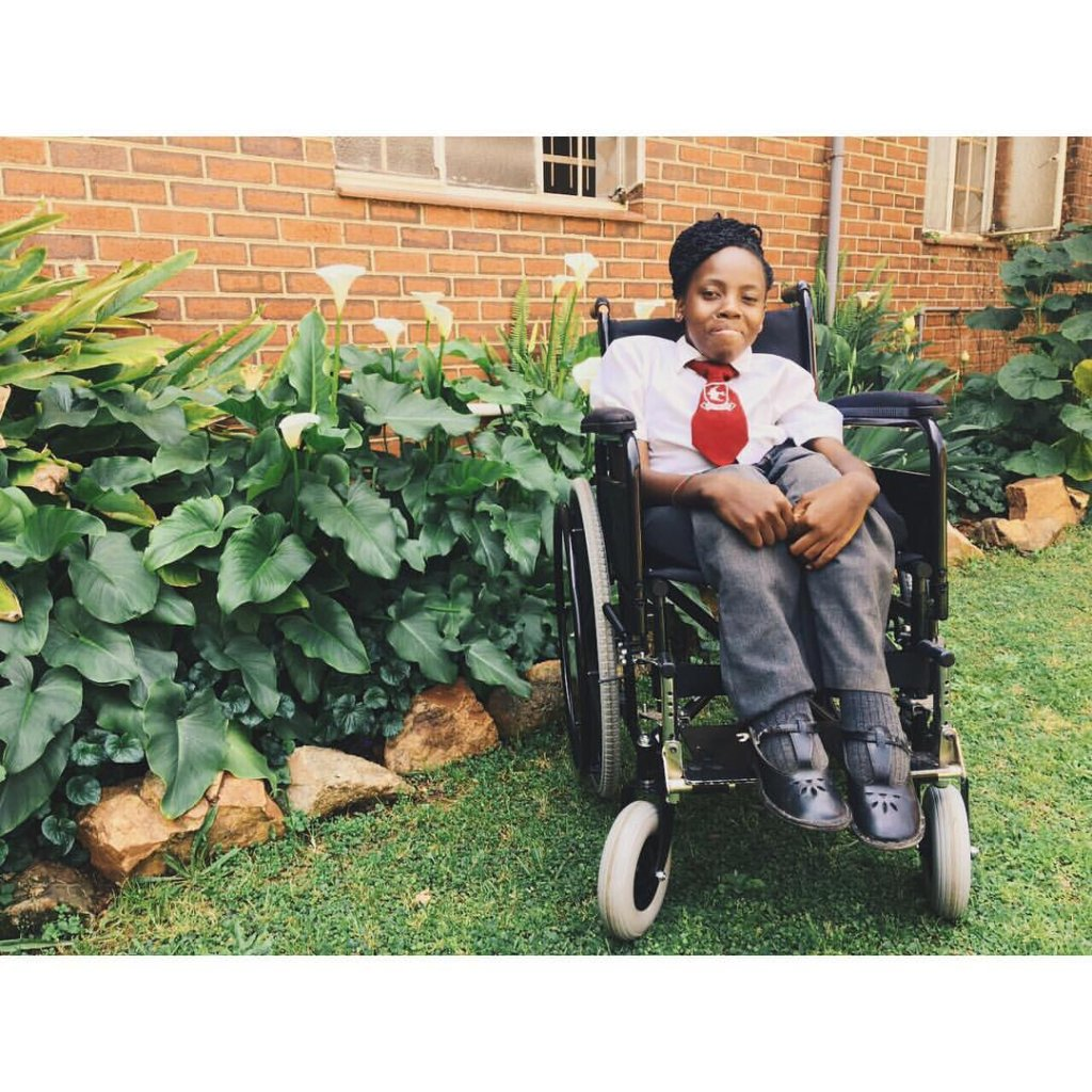 Help Gift Disabled South Africans a Wheelchair