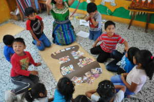 Learning about La Olla Familiar