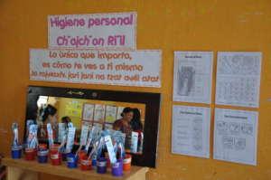 Personal Hygiene Station